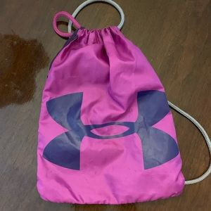 Drawstring UA Bag